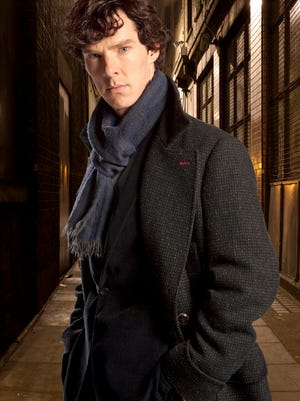 Benedict Cumberbatch is beloved for his acidic portrayal of the sleuth in the BBC's 'Sherlock.'