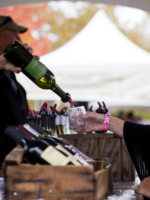 Wines from South Jersey will be featured at the Camden Waterfront Arts and Wine Festival.