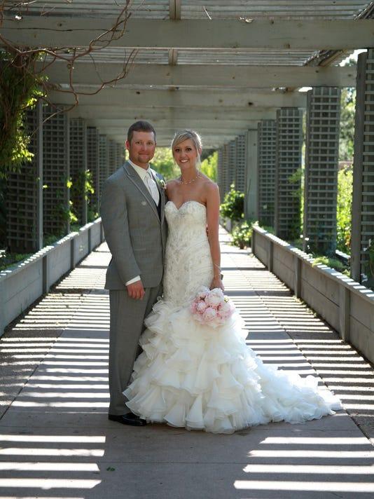 Coe-Magenis wed