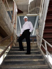 Developer Ernie Delle Donne, president of Delle Donne