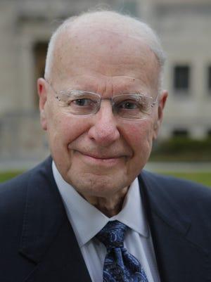 Cincinnati Park Board President Otto Budig Jr.