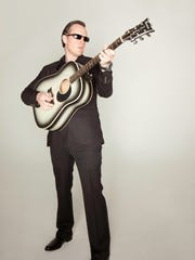 Blues guitarist Joe Bonamassa will perform an acoustic