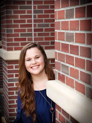Cassidy Craih, a Maclay School senior, leads the way in school spirit and service.