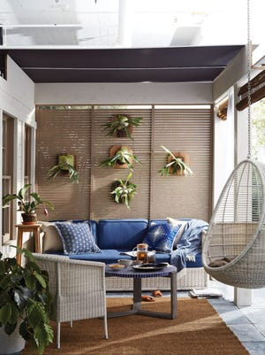 Create a space your family and friends can enjoy throughout the summer and into fall.