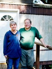Irma and Steve Willard have lived at Lakeview Mobile Home Park for 22 years and will be forced to move due to a planned development.