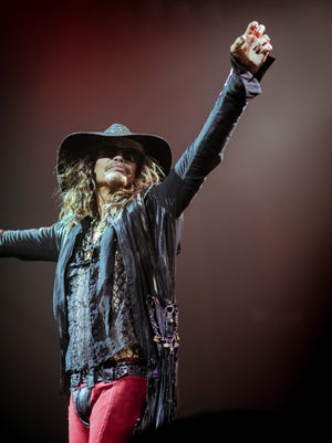 Steven Tyler embraces country on his new album, 'We're All Somebody From Somewhere.'