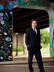 Daniel Meyer will celebrate his last full season with the Asheville Symphony Orchestra this year.