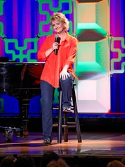 Comedian Chonda Pierce