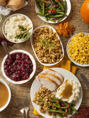 Jeff Baker has compiled a guide on how to best pair beers with many traditional Thanksgiving dishes