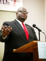 Asheville City Councilman Keith Young