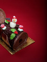 When your home made bûche de Noël becomes a holiday kitchen fail, there's always Patisserie Didier Dumas in Nyack.