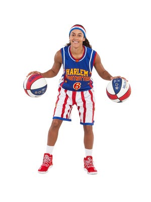 Former UTEP Miner Briana Green is among the new additions to the Harlem Globetrotters.