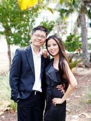 Pianists Catherine Lan and Tao Lin will perform at