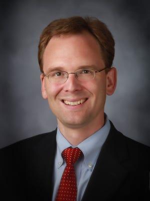 Outagamie County Executive Tom Nelson
