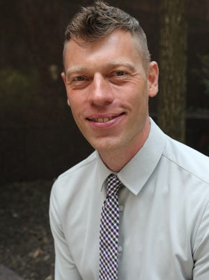 The ACLU-Wisconsin named Chris Ott was its new executive director.