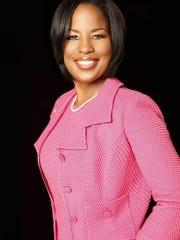 Roslyn Brock, vice president for Advocacy and Government Relations for Bon Secours Health System, Inc.,