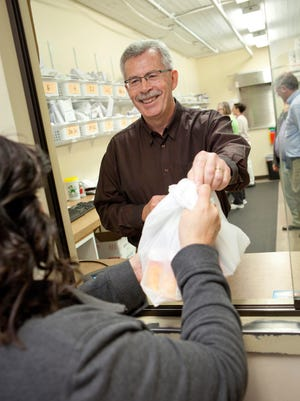 St. Vincent de Paul Charitable Pharmacy receives a grant to help pay for smoking cessation.