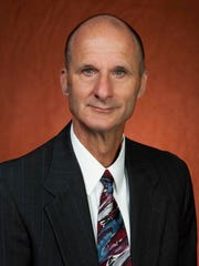 Gary Ostrander, vice president for research at Florida