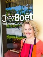 Lisa Boët is a founding member of Naples Originals,