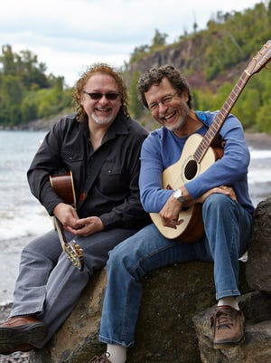 Grammy-winning songwriters Don Henry and Jon Vezner will perform as The DonJuans on Dec. 10 in Paynesville.