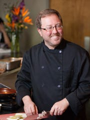 Mitchell Murphree, owner and executive chef of Five