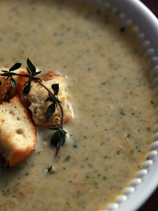 Cream Based Soups Are Tasty Comforting And Filling But Take Care When Making Them Especially If They Call For Cheese