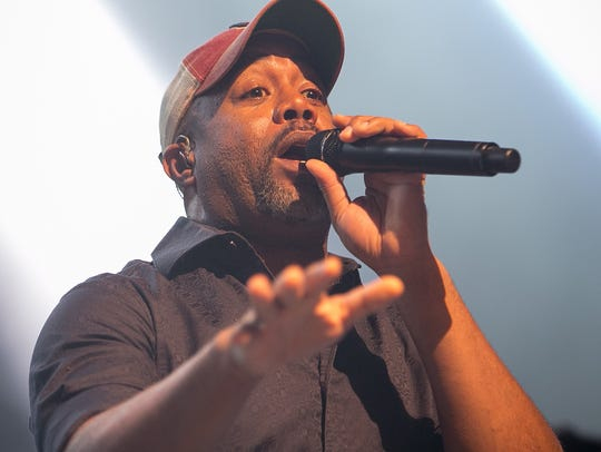 Darius Rucker, seen here at the Coors Light Birds Nest in 2015, returns to Phoenix at the helm of Hootie & the Blowfish on their first tour in more than a decade.