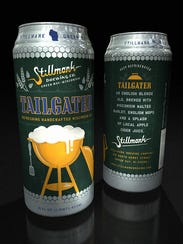 A mock up of the Tailgater cans.
