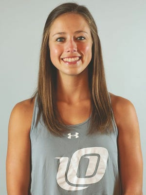 Karlee Hart, a tennis player for the University of Ozarks in Clarksville and former Van Buren standout, is the women's recipient of the 2019-2020 American Southwest Conference Scholar-Athlete Medal of Honor award.