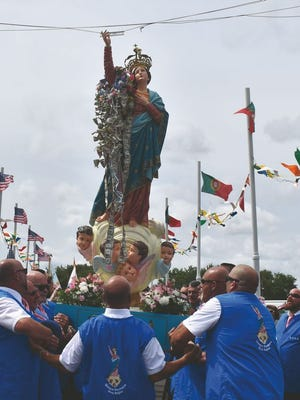 The Our Lady of Angels Feast in Fairhaven, which is held annually on Labor Day weekend, has been cancelled in response to the coronavirus pandemic.