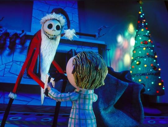 """Tim Burton's Nightmare Before Christmas"""