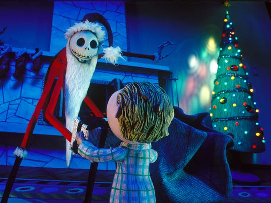 """Tim Burton's Nightmare Before Christmas"""