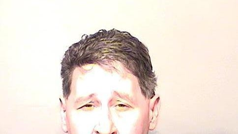 Rodney Hubbard was arrested and charged on February 17.