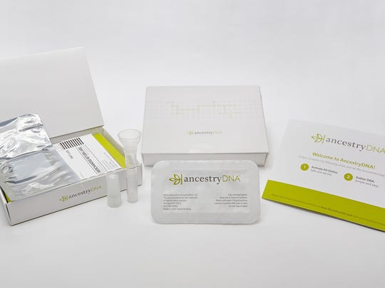 This $99 Ancestry.com kit requires just saliva for