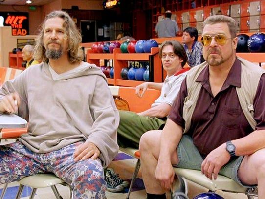 Jeff Bridges (from left), Steve Buscemi and John Goodman