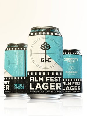 Good City Brewing releases a beer made to go with the Milwaukee Film Festival.