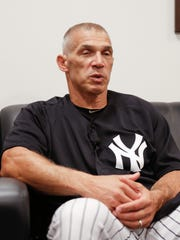 Yankee manager Joe Girardi talks about youth sports