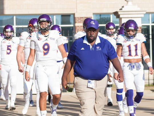 "Harris Wilson, aka ""Coach Black,"" started working with the NSU football program in the mid 1990s, but rapidly supports all Demon sports teams."