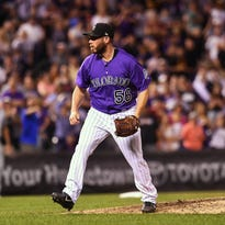 All-Star and WNC native Greg Holland talks funks, free agency and UNC Asheville baseball