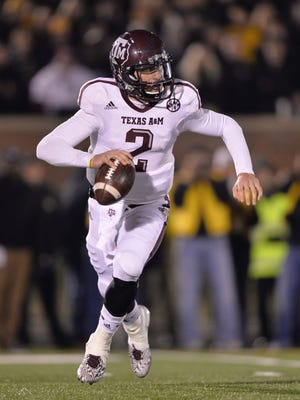 Johnny Manziel could play his final game for Texas A&M on Dec, 31 in the Chick-Fil-A Bowl.