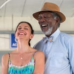 """Ashley Judd and Morgan Freeman balance a talented young cast in the surprisingly adept """"Dolphin Tale 2."""""""