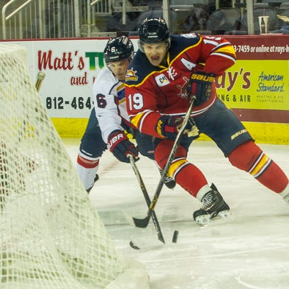 Driscoll, Patsch added to Thunderbolts' roster