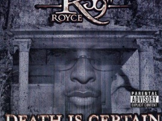 """Death is Certain"" by Royce da 5'9"""