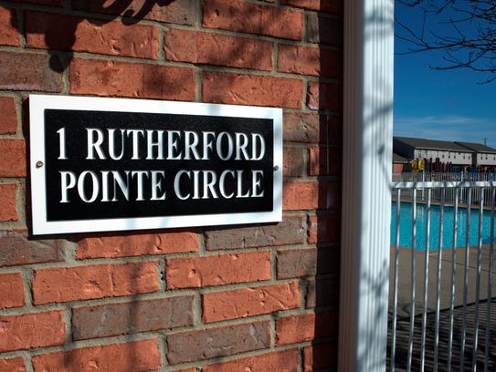 Rutherford Pointe Townhomes in La Vergne is a 130-unit