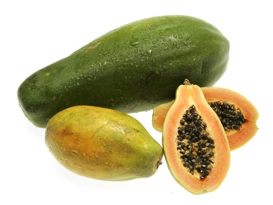 Papaya and other fresh tropical fruit will be at the Taste of Lee Tropical Fruit Fair. The yearly event will be held June 25.