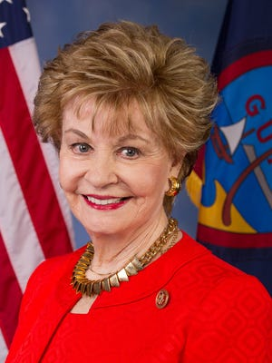 Bordallo Guam Del. Madeleine Bordallo