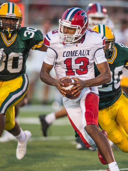 Cecilia vs Comeaux