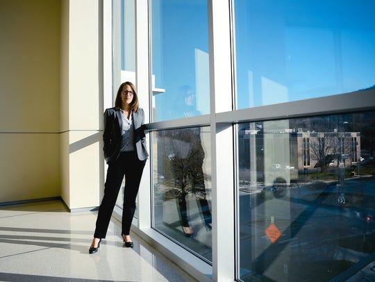 Julia Horrocks, managing attorney at Pisgah Legal Services.