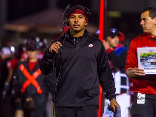 College football: Eastern Washington at Southern Utah,