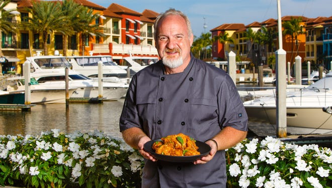 Celebrity chef Art Smith opened 1500 South restaurant this year in Naples Bay Resort.